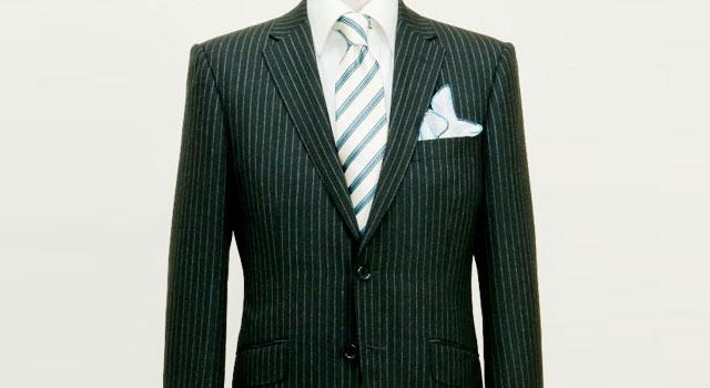 夏, スーツ, 面接