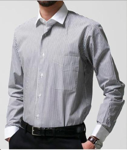 クレリックシャツ