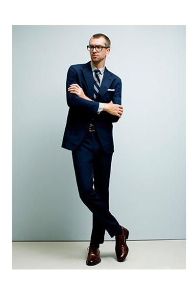 入社式 スーツ