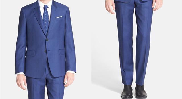 スーツ, 着こなし