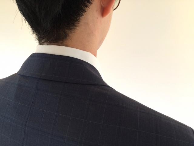 スーツ 選び方