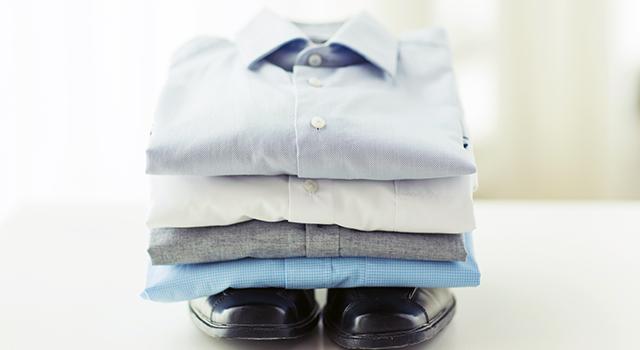 ワイシャツ おすすめ 着こなし