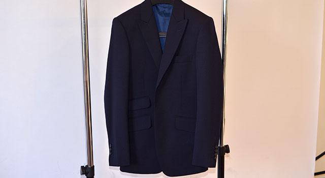 スーツ アイロン