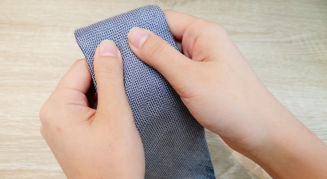 ネクタイ 洗濯