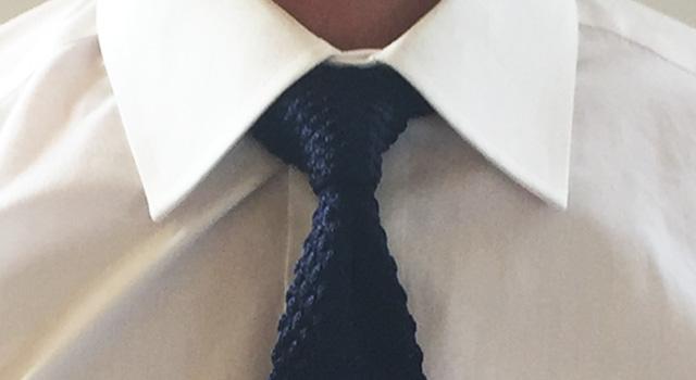 ネクタイ 結び方