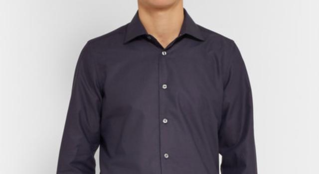 ワイシャツ 襟 種類