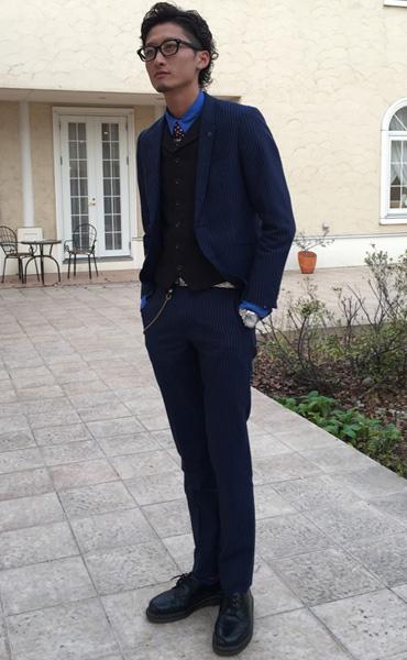 結婚式 スーツ 選び方