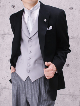 結婚式,スーツ