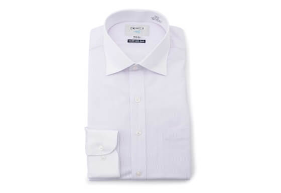 形態安定シャツ