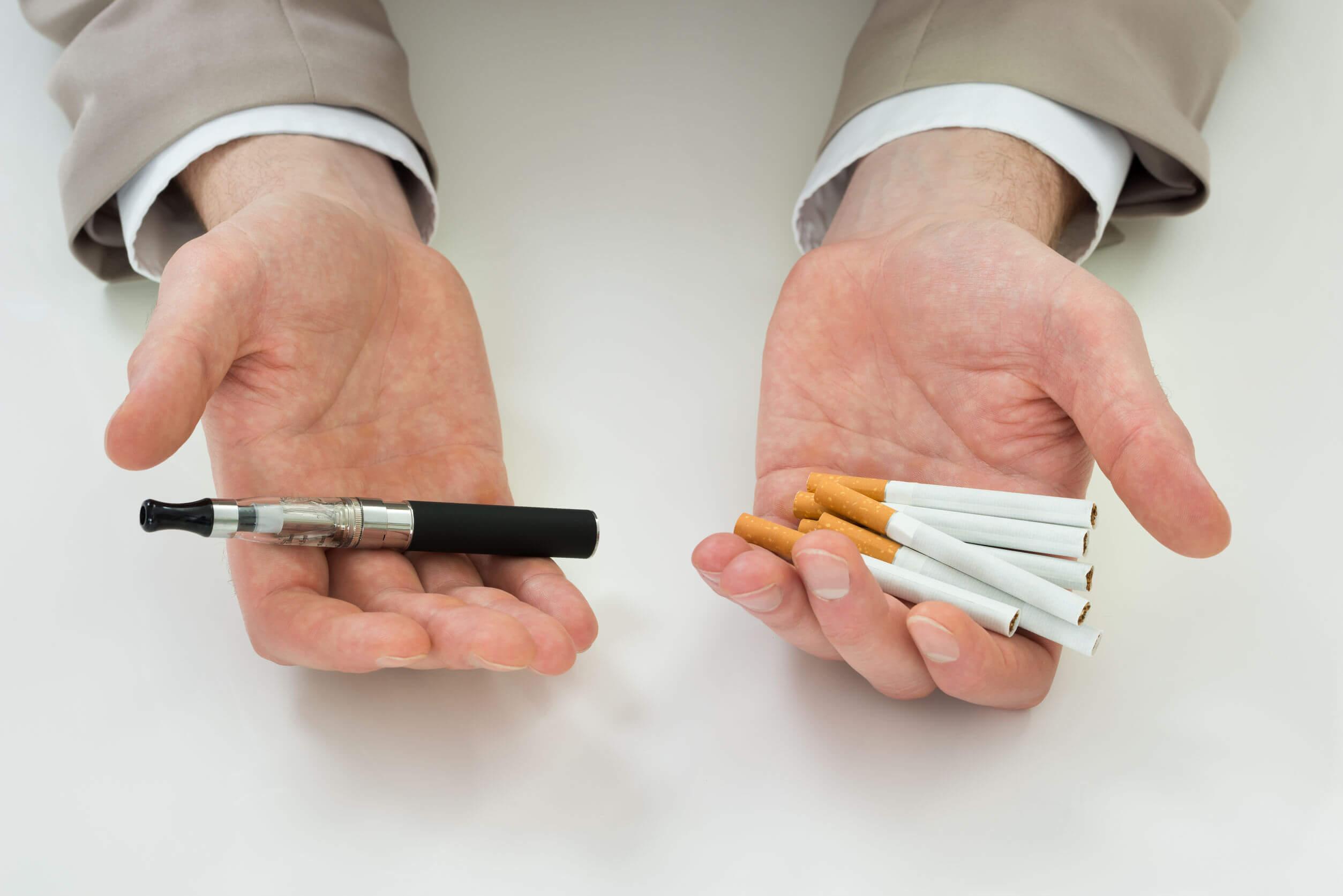 電子タバコとは