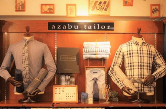オーダーシャツ,横浜