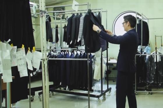 スーツ 東京