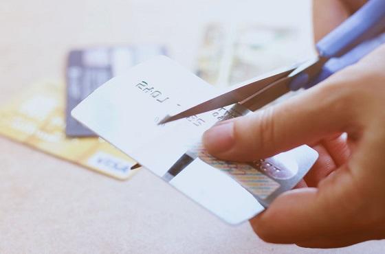 クレジットカード,解約